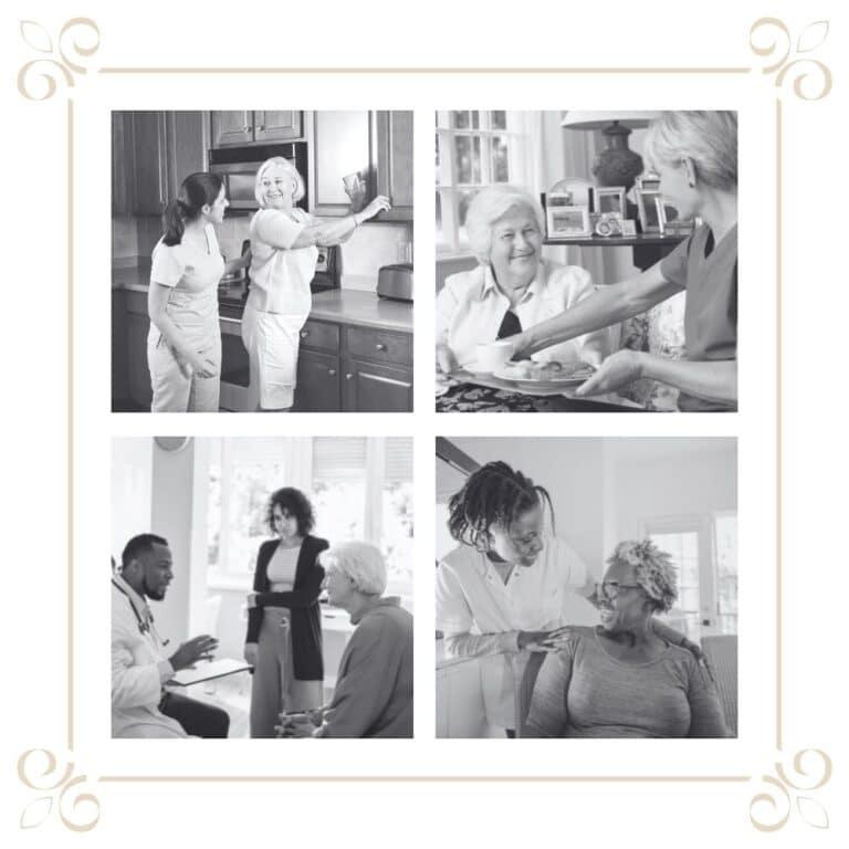 portage inhome care services for seniors